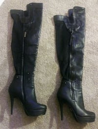 Thigh high boots  Portsmouth, 23703