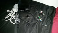 Black wii with HDTV cord control 1 Fresno, 93705