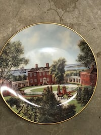 governor Tryon Palace decorative plate see additional picture  Mooresville, 28117