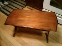 Mahogany Table with Decorative Legs and Claw feet  Mississauga, L5J 2E5