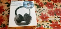 WIRELESS BLUETOOTH TV HEADPHONES New York, 10016