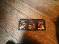 Atari games 2$ a peace or 4$ all together Denison, 75020