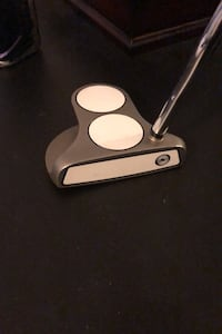 Odyssey white ice 2-ball putter mint condition w/ counter balance grip Pinellas Park, 33782