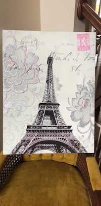 Picture of the Eiffel Tower  Gonzales, 70737