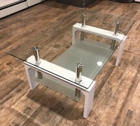 White Coffee table brand new  Clifton, 07011