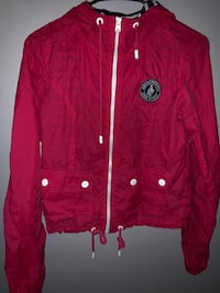 Hot pink zip-up jacket Alexandria, 22306