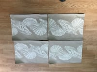 Seashell placemats Knoxville, 37918