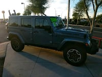 blue Jeep Rubicon Avondale, 85323