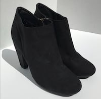 NWOT Black mossimo ankle boots Bessemer, 35022