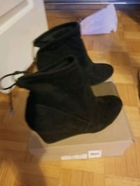 Lexi and Abbie Ankle boots (never used- new in box) Oakville, L6J 6Z1