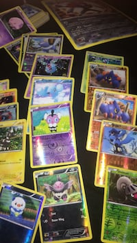 assorted Pokemon trading card lot Ringgold, 30736