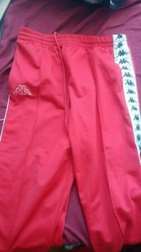 Red Kappa Pants Ajax