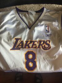 Lakers Jersey by Reebok official boys large Davie, 33324