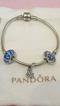 Authentic Pandora Bracelet with Charms Toronto