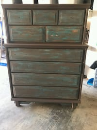 Solid Wood Chest of Drawers Beaumont, 77706