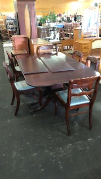 Cherry Table CHAIRS INCLUDED Frederick, 21703