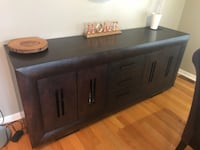 Dining server from Old Hide House in Acton Milton