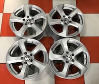 15 5x100 POLO BORA GOLF 4