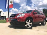 GMC - Acadia - 2012 Houston, 77076