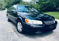 2000 Black Camry Toyota !! Low Miles !! Rockville