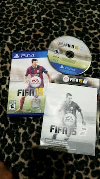 Fifa 16 Sony PS4 game disc Mississauga, L5V 2R4