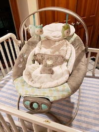 Ingenuity Automatic Baby Bouncer. Like new.  Chesapeake, 23322