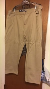 Women's brown pants Bay Wood, 11706