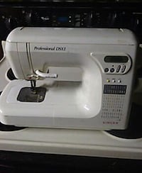 white professional electric sewing machine Memphis, 38122