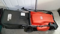 Electric corded Black and Decker mower