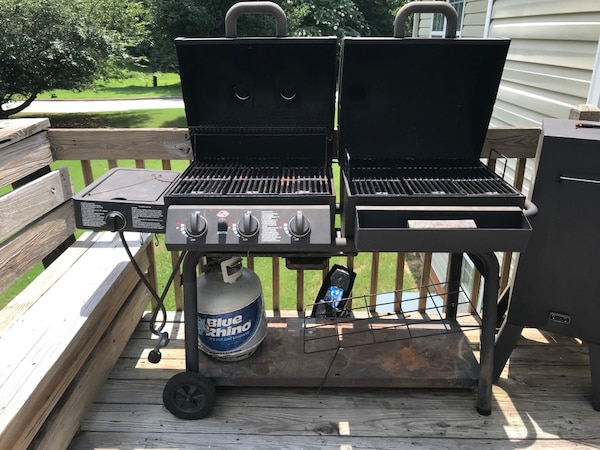 Char Griller Dual Grill