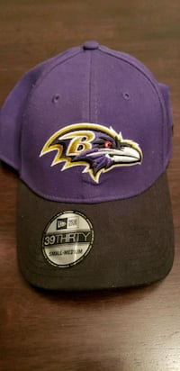 Baltimore Ravens fitted cap North Vancouver, V7M 1A1