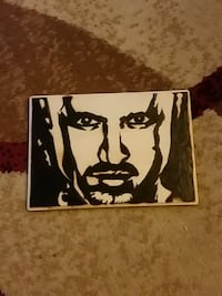 5x7 Jessie Pinkman wood burning  Waynesboro, 17268