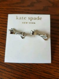 Kate Spade bow earrings  Newmarket, L3Y 6G7