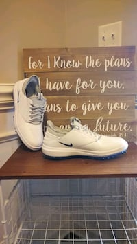 new Nike zoom golf shoes size 9