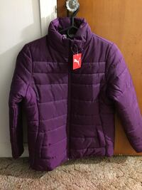 NEW - Women's Puma Winter Jacket (L) Hampstead, H3X
