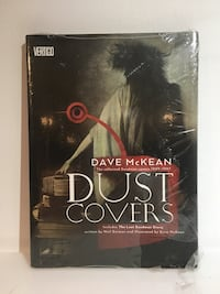 Dust Covers: The collected Sandman covers Mississauga, L5C
