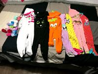 Lot of baby clothes. Size 18 months  Mississauga, L5J 4K9