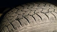 4 tires 235 75 R15 like new Sioux Falls, 57103