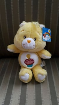 New Care Bears Birthday Plush Bear Pointe-Claire
