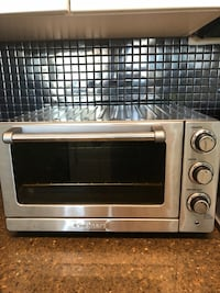 Cuisinart Convection Toaster Oven Broiler New York, 10010
