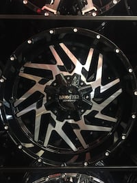 Mudster brand new wheels off road style