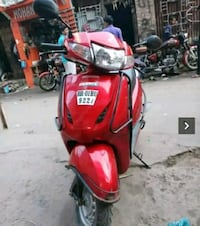red and black motor scooter Patna, 800016