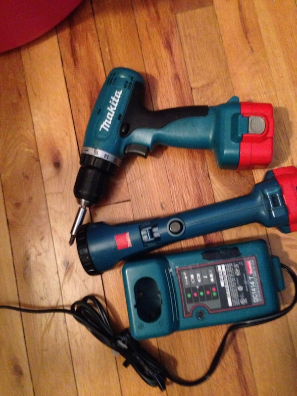 15e2fb3253311f Used two black and red Milwaukee cordless power tools for sale in ...
