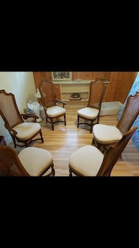 6 antique chairs 400 or best offer Richmond Hill, L4C 0S4