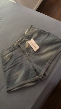 High waist SHORTS Horten, 3189