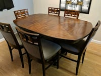 Dining room table and chairs for sale Arlington, 22204