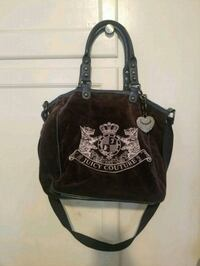 Juicy Couture velvet bag 2273 mi