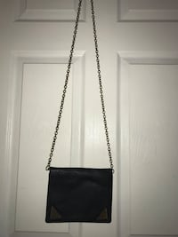 black leather crossbody bag screenshot Barrie, L4M 6Z9