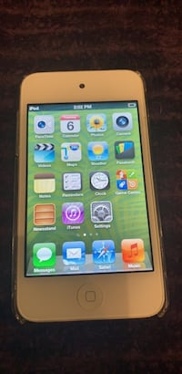 IPod Touch 4th Gen 8 Gig Mississauga, L5R 2Z8