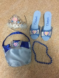 Cinderella dress up accessories   Brampton, L6V